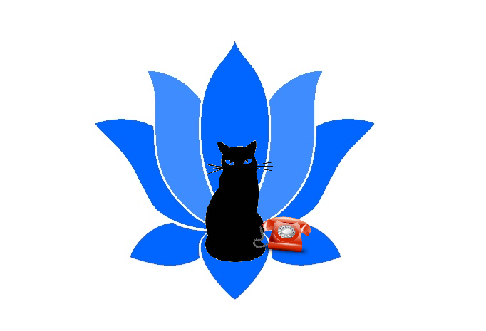 A got a blue lotus today. exciting. not. Call my people